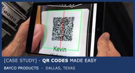 [Case Study] Bayco Products – Scanning Badges Simplifies Data Entry