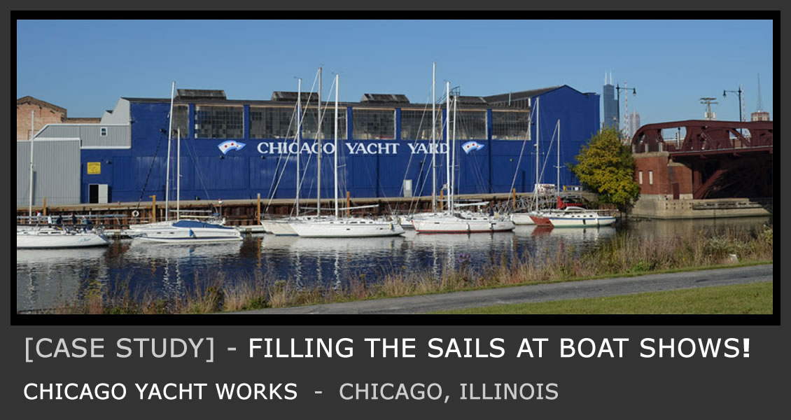 [Case Study] Chicago Yacht Works Starts Using Mobile Data Capture for Lead Generation