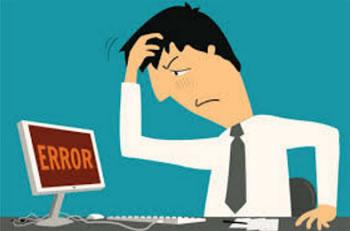 error-scratch-head